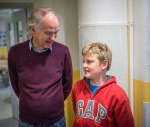 Tom Wedberg och August Schiller Ström